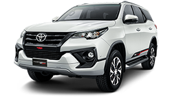 Toyota Fortuner TRD 2.7AT 4x2