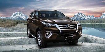 Toyota Fortuner 2.7AT 4x2