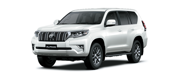 LAND CRUISER PRADO VX