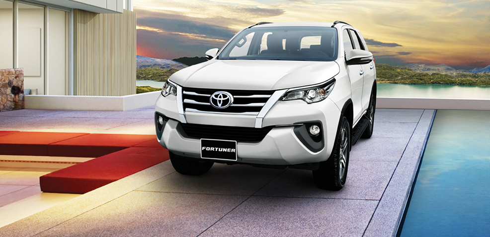 Fortuner - Toyota Giải Phóng