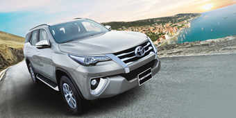 Toyota Fortuner 2.4 4x2 AT